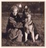 Gisela mit Ajax